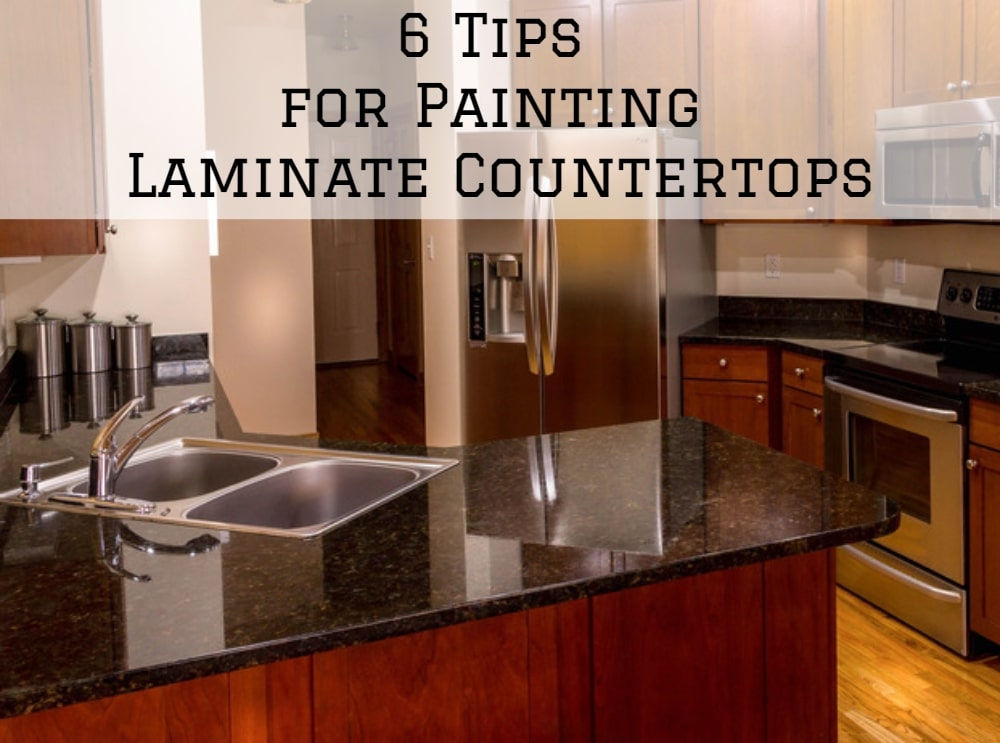 Tips For Painting Laminate Countertops
