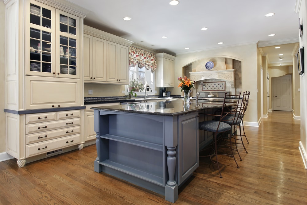 Kitchen Island Paint Colors Jng Painting Decorating Llc