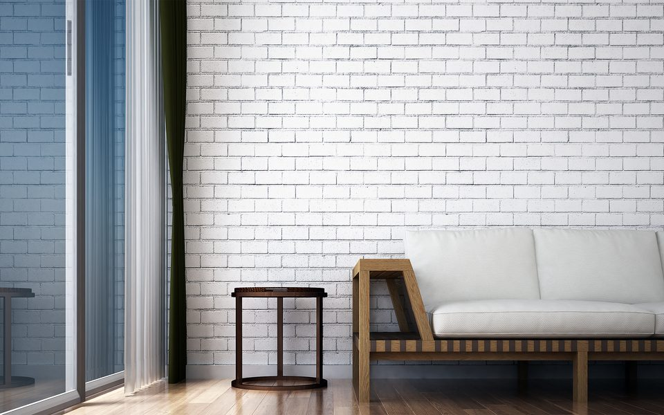 Painting Tips for Interior Brick Walls