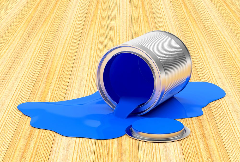 What Is the Safest Way to Remove Paint From Laminate Flooring?
