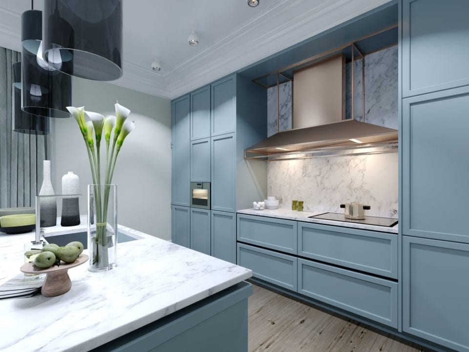 Top Color Trends for Kitchen Cabinets This Year