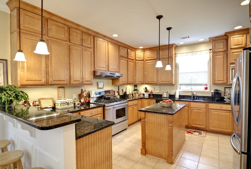 Top Five Woods for Quality Kitchen Cabinets